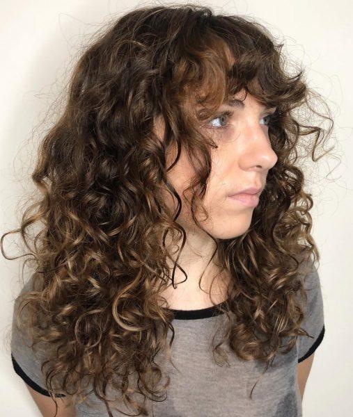 20 most flattering Natural Curly Hair | Girls Hair Blog